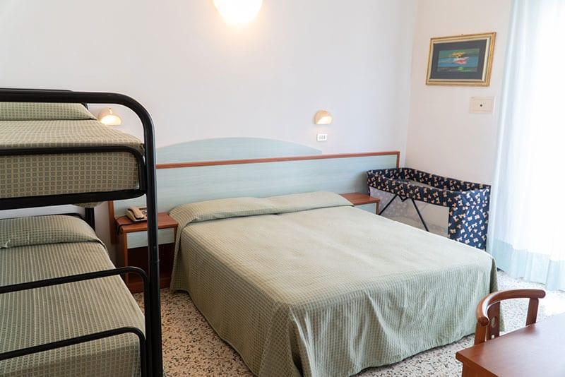 Camera Cinzia Tipologia Corallo