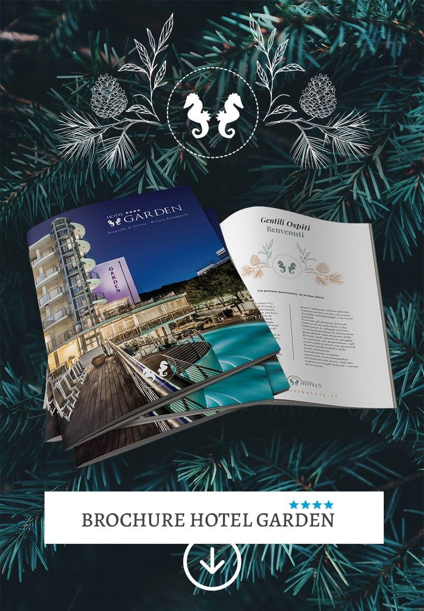 Brochure Hotel GARDEN Pinarella di Cervia
