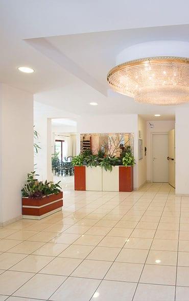 hotel roxy 3 stelle a pinarella di cervia
