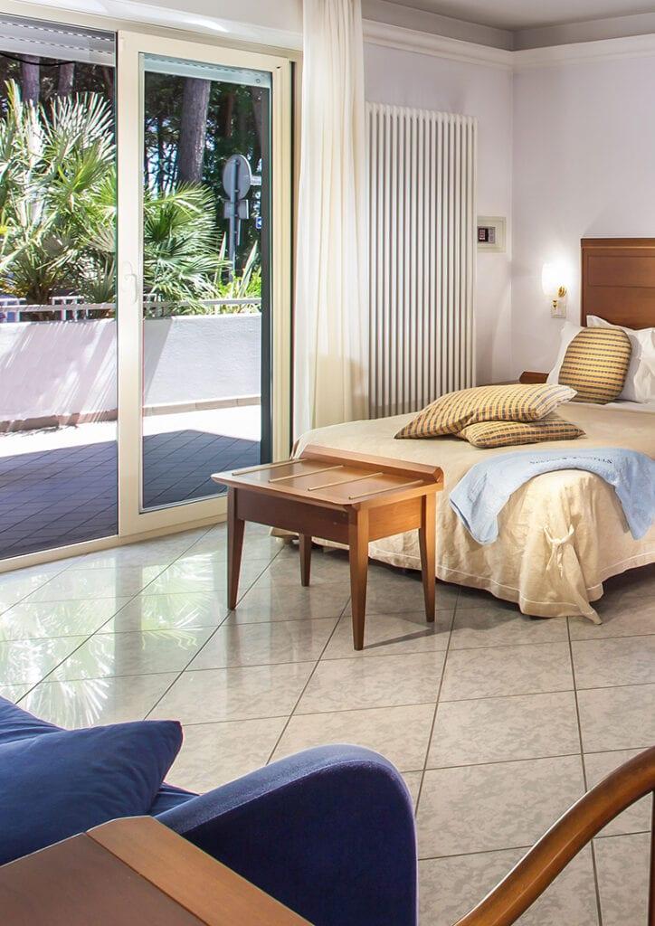 Residence Rosa Dei Venti a Pinarella di Cervia - Severi Hotels