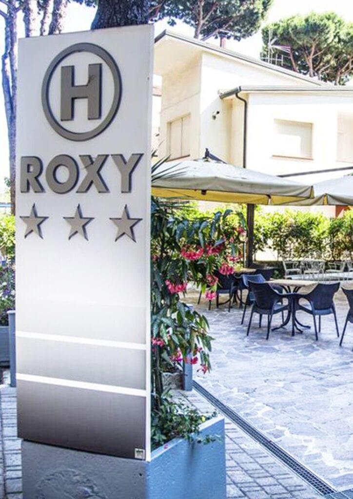 Hotel Roxy 3 stelle a Pinarella di Cervia - Severi Hotels