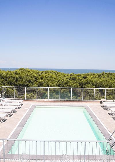 Hotel cinzia 3 stelle con piscina a Pinarella di Cervia - Severi Hotels